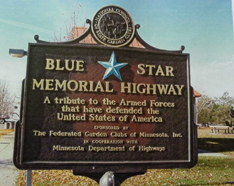Blue Star Markers